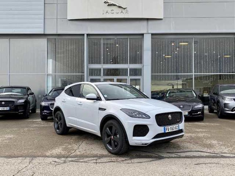 Jaguar E-Pace 2.0D 150ch R-Dynamic Chequered Flag AWD BVA9